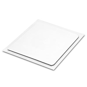 HID On Metal PET Label 45x45mm NTAG213 - 100 pcs