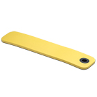 HID SlimFlex Tag w washer yellow - 100pcs