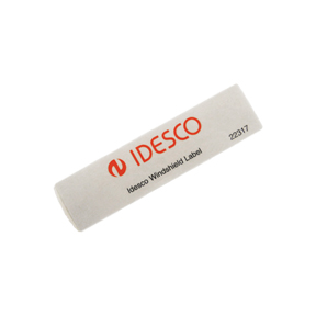 Idesco EPC Windshield Label - 200pcs